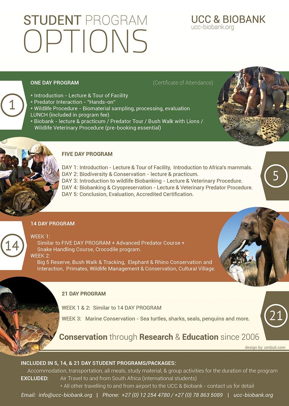 Ucc Biobank Student Program